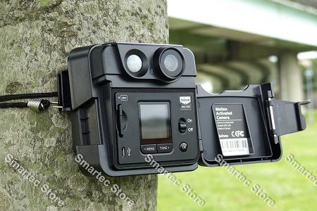 Brinno MAC200DN Portable Motion Activated Wireless Outdoor