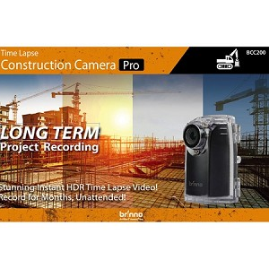 Brinno Time Lapse Construction Camera Pro Bundle BCC200-2Pack
