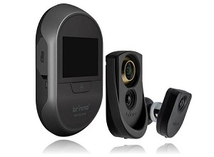 Brinno DUO Smart Peephole DoorCam