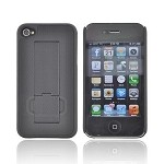 PureGear iPhone 4/4S Kickstand Case - Black