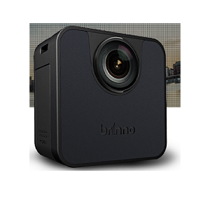 Brinno WiFi HDR Time Lapse Camera TLC120A - Black