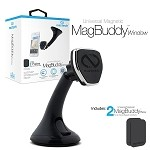 Naztech MagBuddy Window Universal Magnetic Car Windshield Mount
