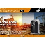 Brinno Time Lapse Construction Camera Pro Bundle BCC200