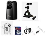 Brinno Time Lapse Construction Camera Pro Bundle BCC200 + 16GB + Power Supply + Data Cable